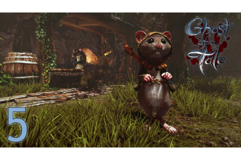 Ghost of a Tale - Action Adventure Mouse Game - E05 - YouTube