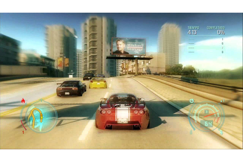 Need For Speed: Undercover (PC / ESPAÑOL / Intel HD 3000 ...