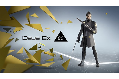 Deus Ex GO available for free for a limited time on ...