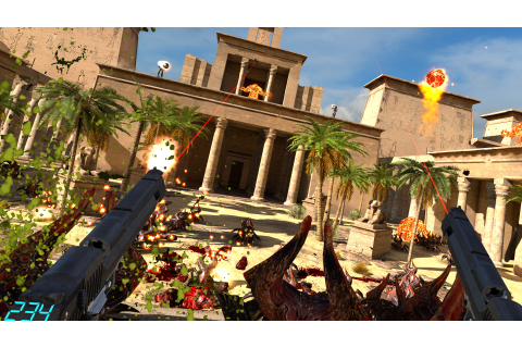 Serious Sam VR: The Last Hope Windows, VR game - Mod DB