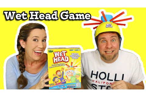 Wet Head Game - YouTube