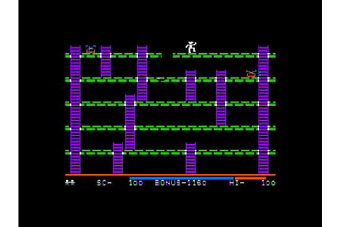 Apple Panic for the Apple II - YouTube