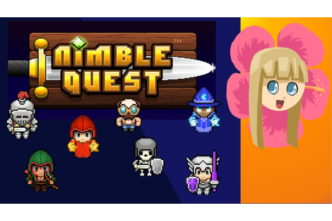Nimble Quest - Meek Hibiscus - YouTube