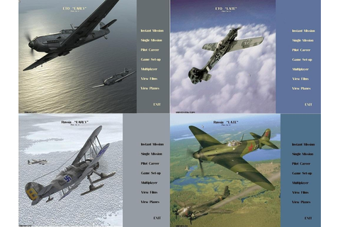 European Air War- still running in 2015 - SimHQ Forums