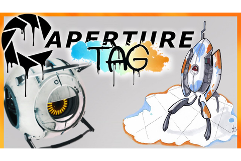 Aperture Tag: The Paint Gun Testing Initiative - Full Game ...