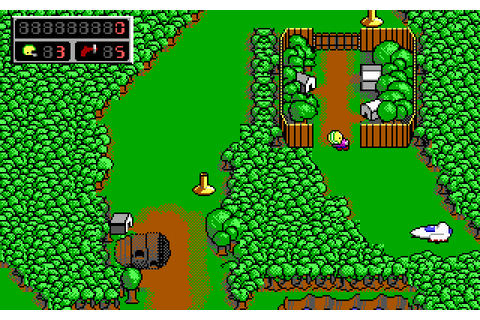 Play Commander Keen 4 online - PlayDOSGames.com