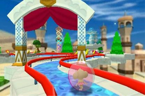 Super Monkey Ball 3D Review - Gaming Nexus