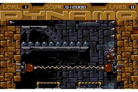 Captain Dynamo Download (1993 Arcade action Game)
