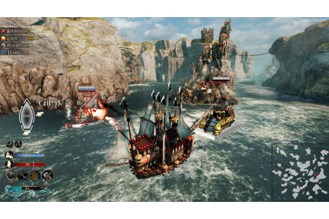 Naval Battle Royale Maelstrom sails into Early Access