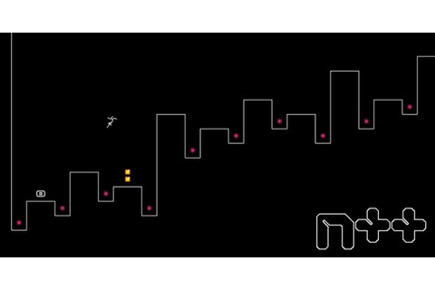 Nimble Ninja: N++ Coming To PC Next Week | Rock Paper Shotgun