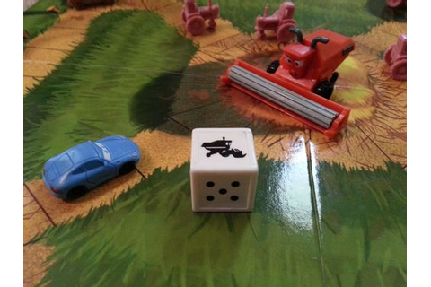 Cars: Tractor Tipping Game | Image | BoardGameGeek