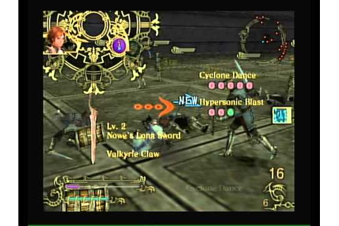 """Drakengard 2"" Playstation 2 intro and gameplay (no ..."