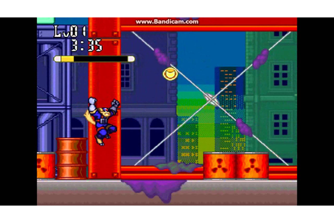 SWAT Kats: The Radical Squadron Review SNES Game - YouTube