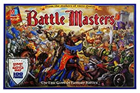Amazon.com: Battle Masters The Epic Game of Fantasy ...