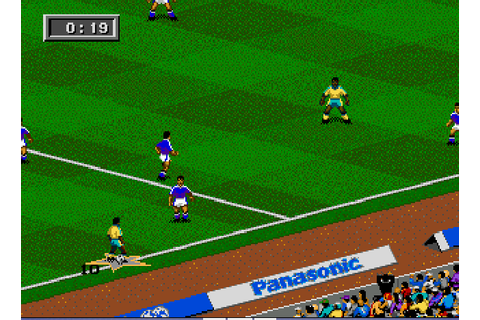 Month of Nostalgic Video Game Reviews 2 – FIFA '95 | The ...
