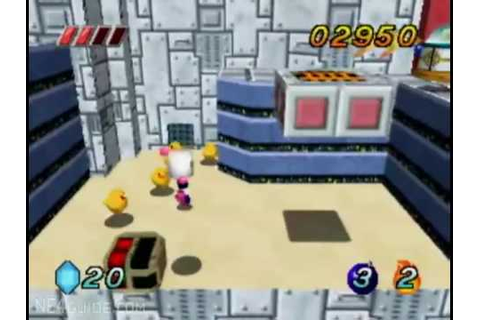 Bomberman Hero - N64 Gameplay - YouTube
