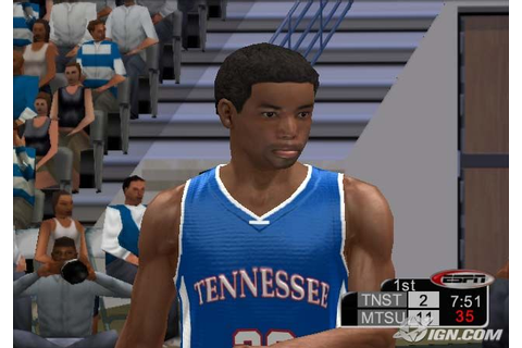 ESPN College Hoops 2K5 Screenshots, Pictures, Wallpapers ...