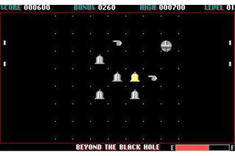 Beyond The Black Hole Download (1989 Arcade action Game)