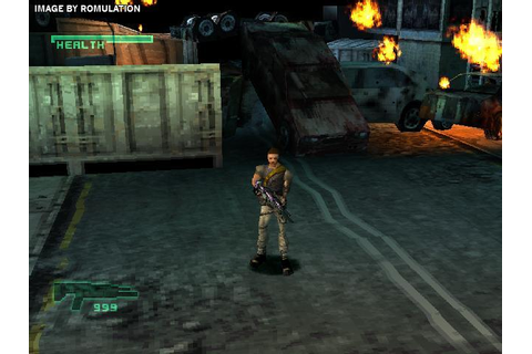 C-12 - The Final Resistance (USA) PSX / Sony PlayStation ...