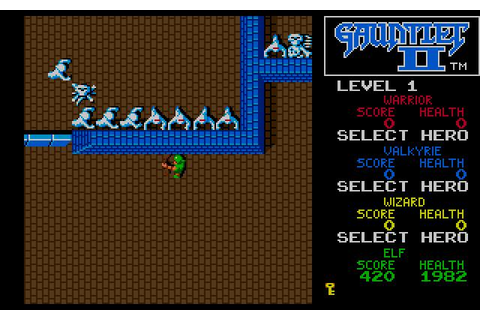 Gauntlet 2 Download (1989 Arcade action Game)