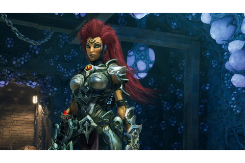 First Darksiders 3 screenshots show the art style hasn't ...