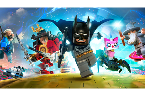 LEGO Dimensions 2015 Game Wallpapers | HD Wallpapers | ID ...