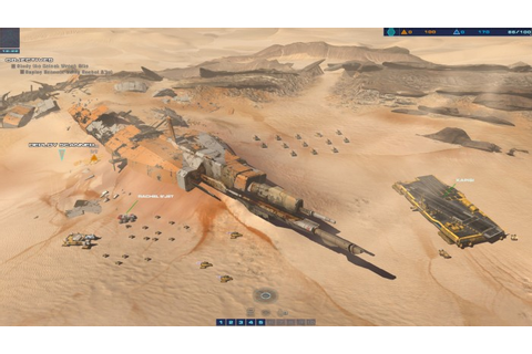 REVIEW: Homeworld: Deserts of Kharak – PLAY! PLAY!