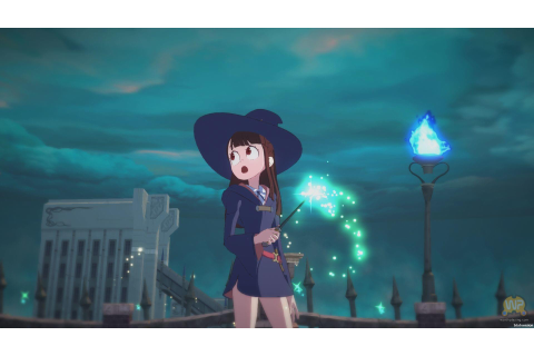 Little Witch Academia: Chamber Of Time Out On May 15 For ...