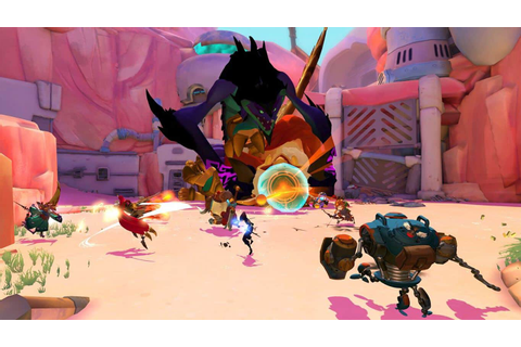 Xbox One, Windows 10 game Gigantic set to close in July ...