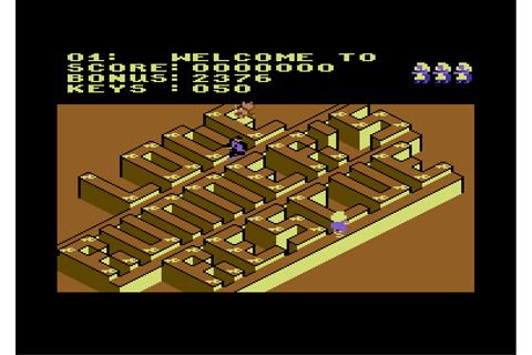 Download Lode Runner's Rescue (Atari 8-bit) - My Abandonware
