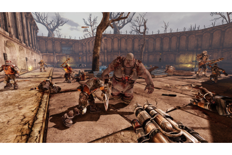 Download Painkiller Hell & Damnation: Full Metal Rocket ...