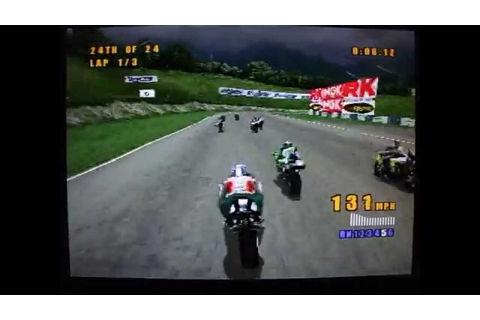 Castrol Honda VTR, PlayStation 1 (PS1), Midas Games (2000 ...