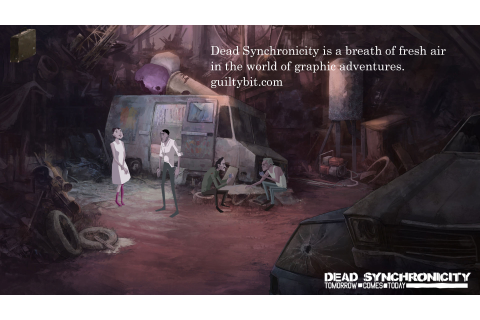 Download Dead Synchronicity: Tomorrow Comes Today Full PC Game
