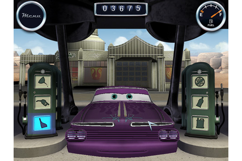 PC Games: Cars: Radiator Springs Adventure PC Game