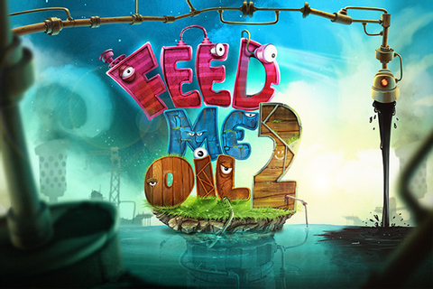 Feed Me Oil 2 - iPhone / iPad game on Behance