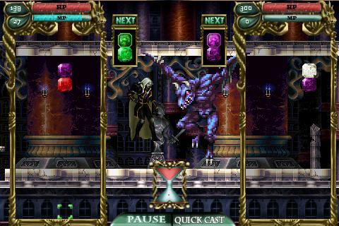 Castlevania Puzzle: Encore of the Night | Articles ...