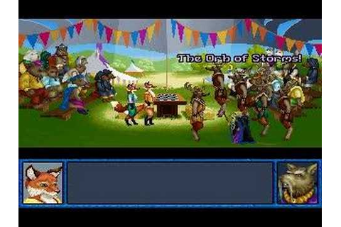 Inherit the Earth: Quest for the Orb game intro (PC) - YouTube