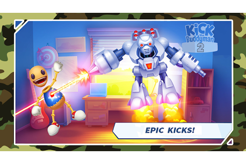 Super Buddyman Kick 2 -The Weapons Games Apk Android ...