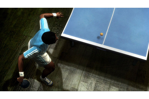 Test Table Tennis - Xbox 360 : Xbox Gazette