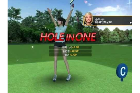GolfStar Hole In One play video - iPhone game- 골프스타 홀인원 ...