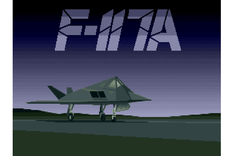 Nighthawk F-117A Stealth Fighter 2.0 - The Company ...