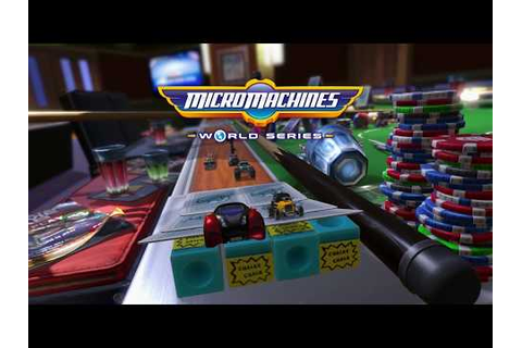 Buy Micro Machines World Series on PlayStation 4 | GAME
