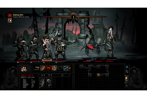 Save 50% on Darkest Dungeon®: The Crimson Court on Steam