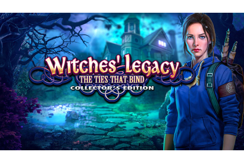 Witches' Legacy: The Ties That Bind Collector's Edition ...