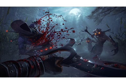 Shadow Warrior 2: Holy $%&$ing §@#%, is this '90s FPS ...