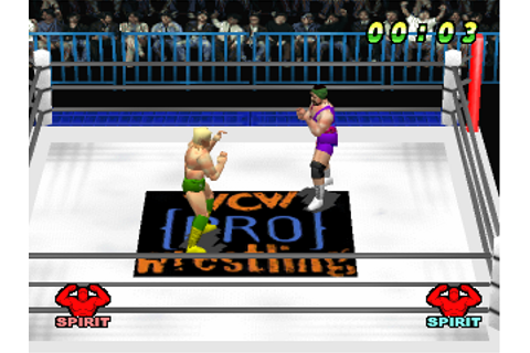 Play WCW vs. The World Sony PlayStation online | Play ...