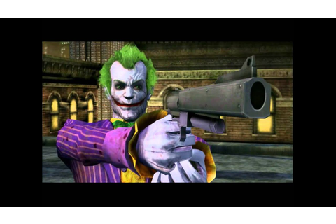 Batman: Arkham City Lockdown - YouTube