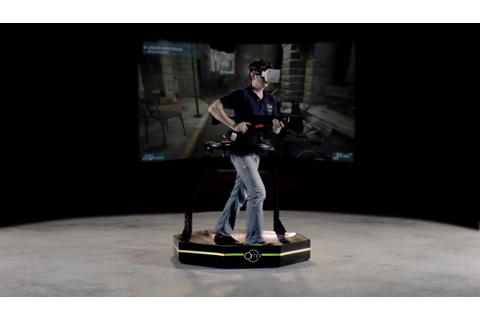 Virtuix Omni virtual reality treadmill is set to ship in ...