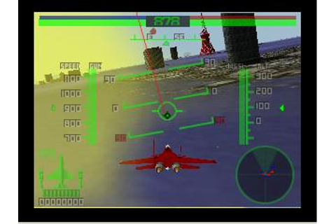 AeroFighters Assault Nintendo 64 Game
