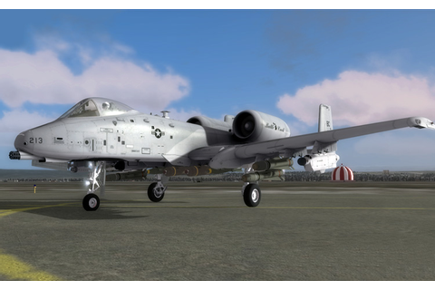 SimHQ Review - DCS: A-10C Warthog